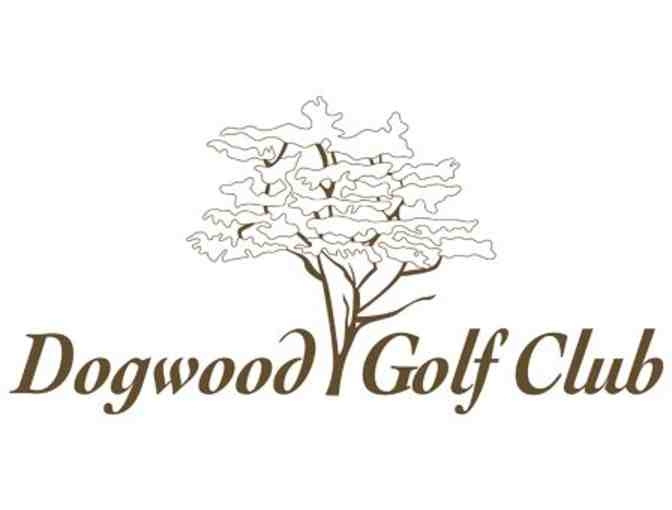 Dogwood Golf Club - One foursome with carts