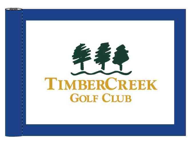 Timbercreek Golf Course - One foursome