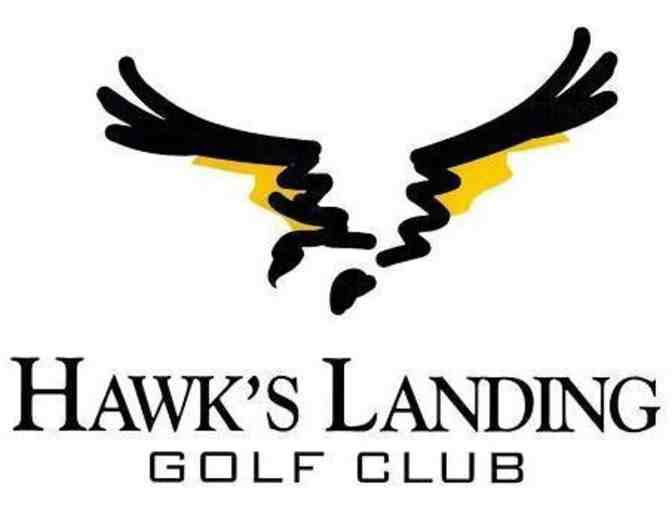 Hawk's Landing Golf Club - One foursome with carts and practice balls