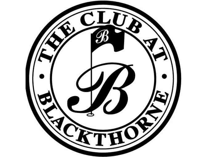 The Club at Blackthorne - One foursome with carts