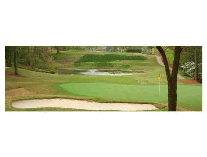 Brookfield Country Club - One foursome with carts