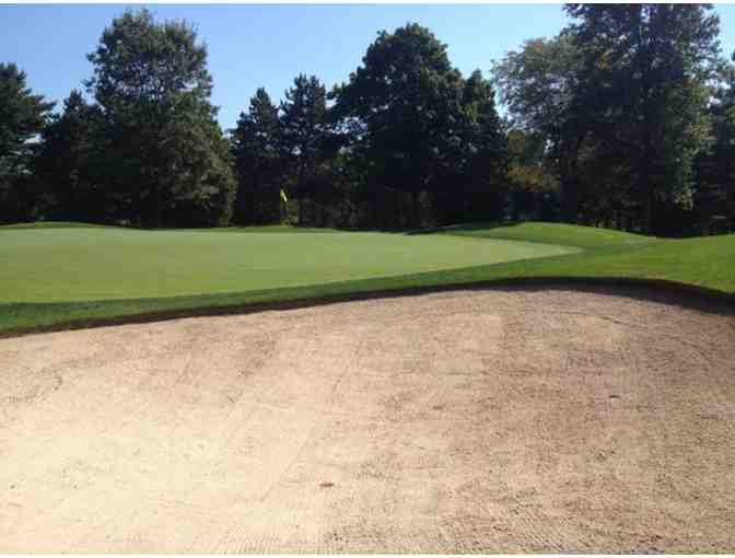Elcona Country Club - One foursome with carts