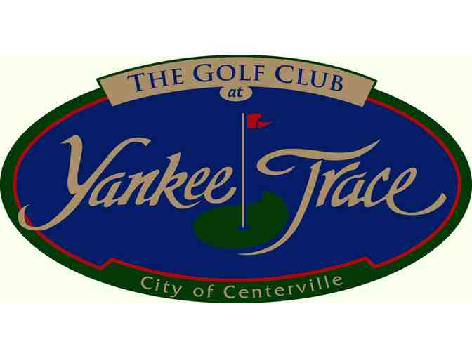 The Golf Club at Yankee Trace - One foursome with carts