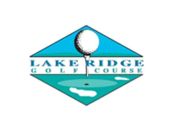 Lake Ridge Golf Course - One foursome