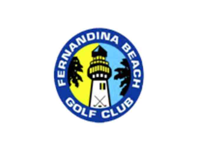 Fernandina Beach Golf Club - One foursome with carts