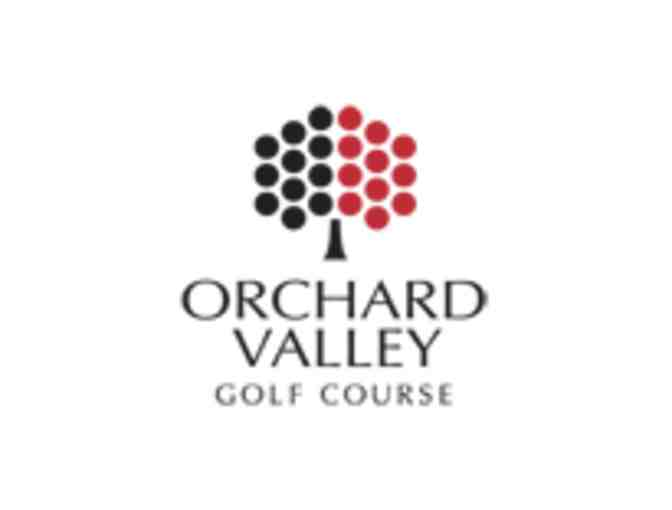 Orchard Valley Golf Club - One foursome