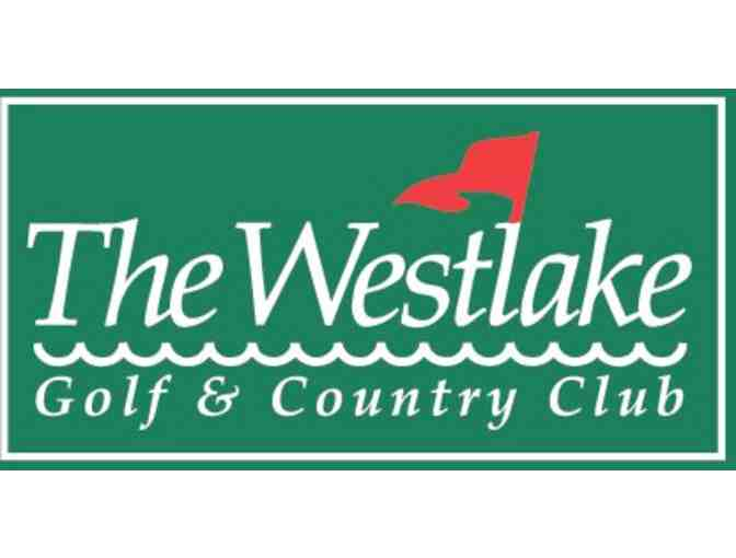 The Westlake Golf & Country Club - A foursome