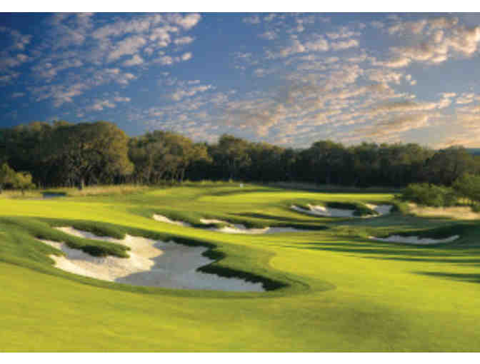 TPC San Antonio - One foursome