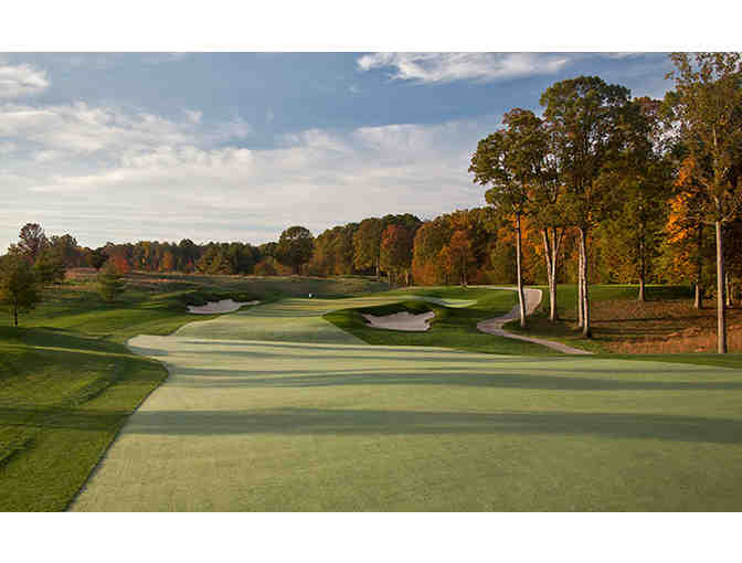 TPC Potomac at Avenel Farm - One foursome with carts