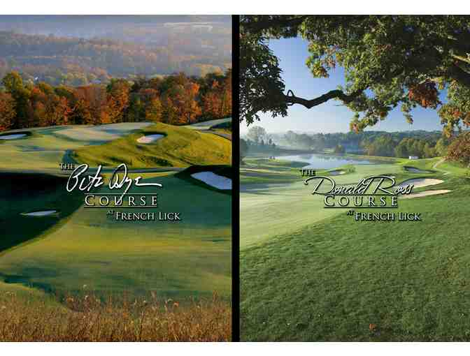 French Lick Resort - Stay and Play Package