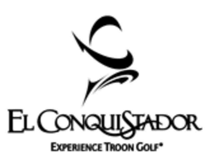 El Conquistador Golf & Tennis - One foursome