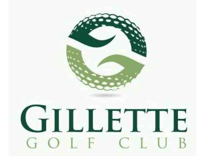 Gillette Golf Club - One foursome with carts