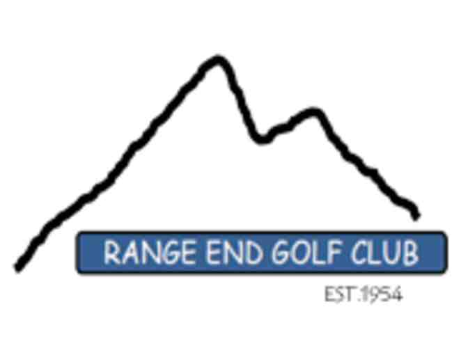 Range End Golf Club - One foursome with carts