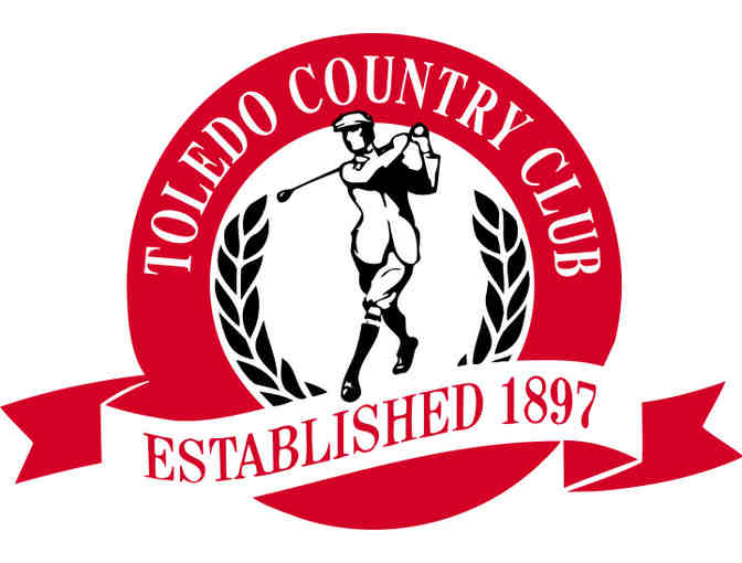 Toledo Country Club - One foursome with carts