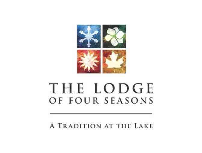 The Cove at The Lodge of Four Seasons - One foursome with carts