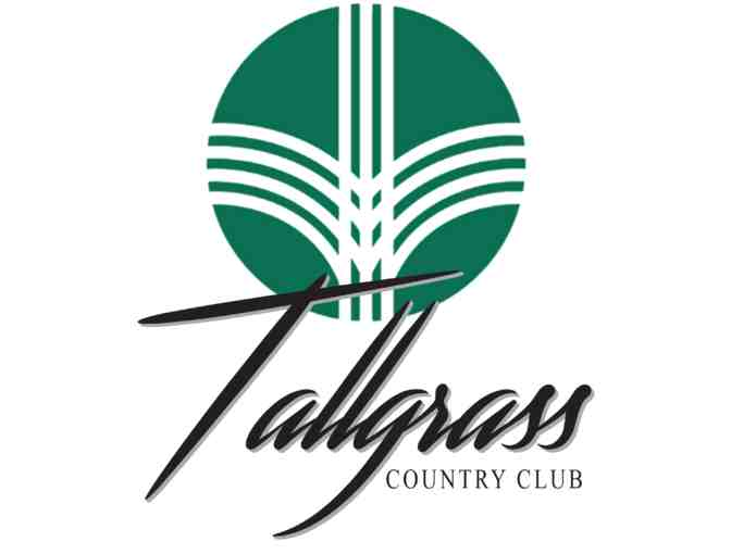 Tallgrass Country Club - One foursome with carts