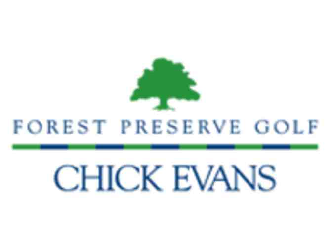 Chick Evans Golf Club - One foursome with carts