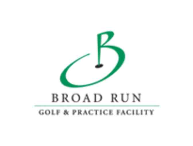 Broad Run Golf and Practice Facility -- One Foursome with carts