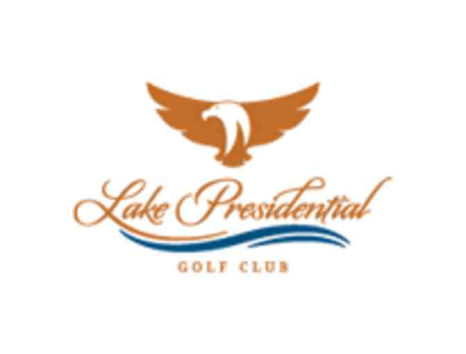 Lake Presidential Golf Club - One foursome