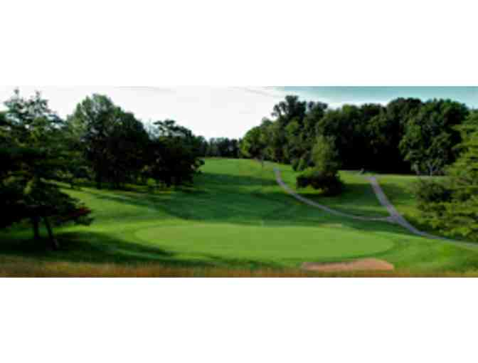 RedGate Golf Course - One foursome with carts