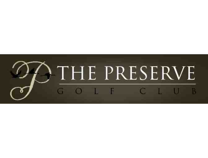 The Preserve Golf Club - One foursome with cart