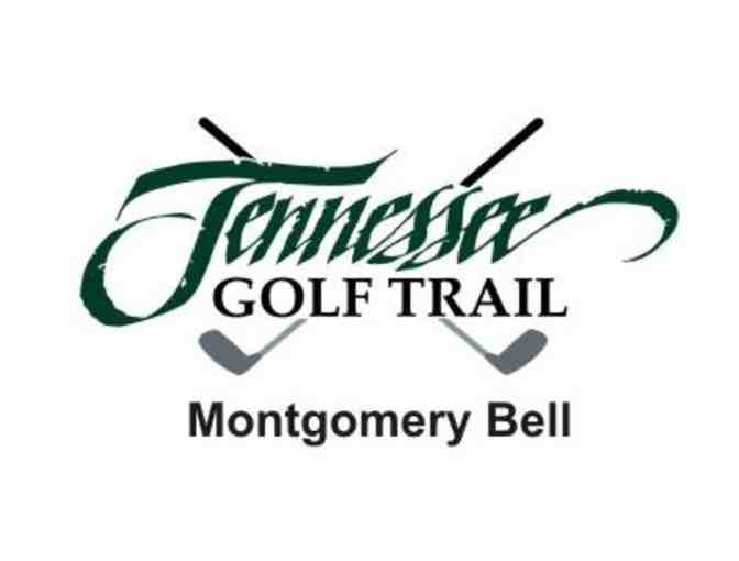 Montgomery Bell State Park Golf Course - One foursome with carts and range balls
