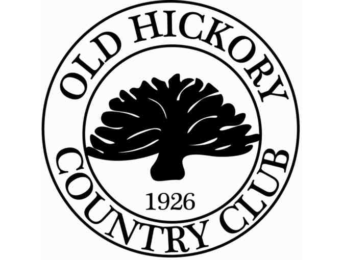 Old Hickory Country Club - One foursome with carts