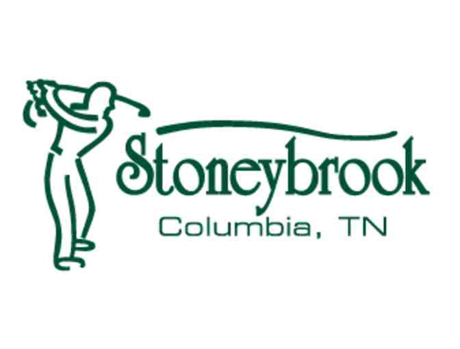 Stoneybrook Golf Course - One foursome with carts