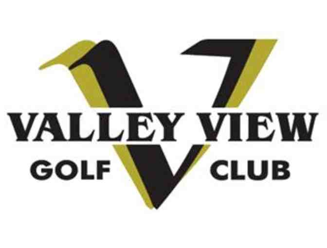 Valley View Golf Club - One foursome with carts