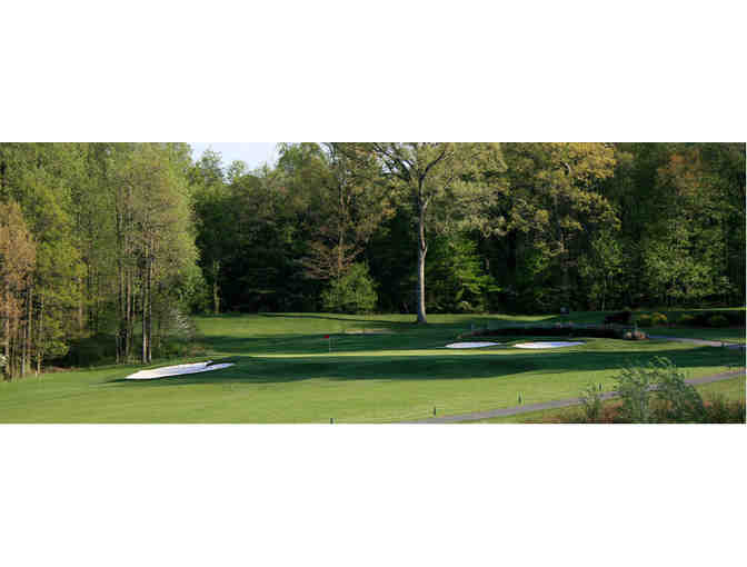 Laytonsville Golf Course - One foursome with carts
