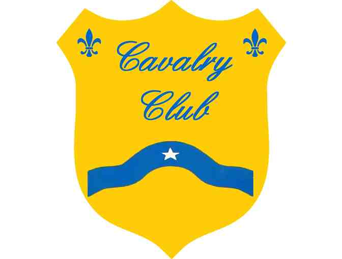 Cavalry Club - One foursome with carts