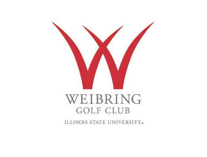 Weibring Golf Club at Illinois State University - One foursome with carts