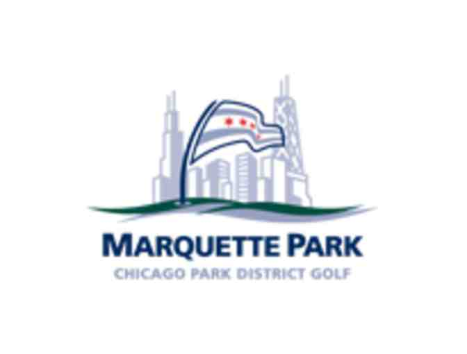 Marquette Park Golf Course - One foursome with carts
