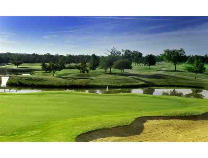 Page Belcher Golf Course - One foursome with carts