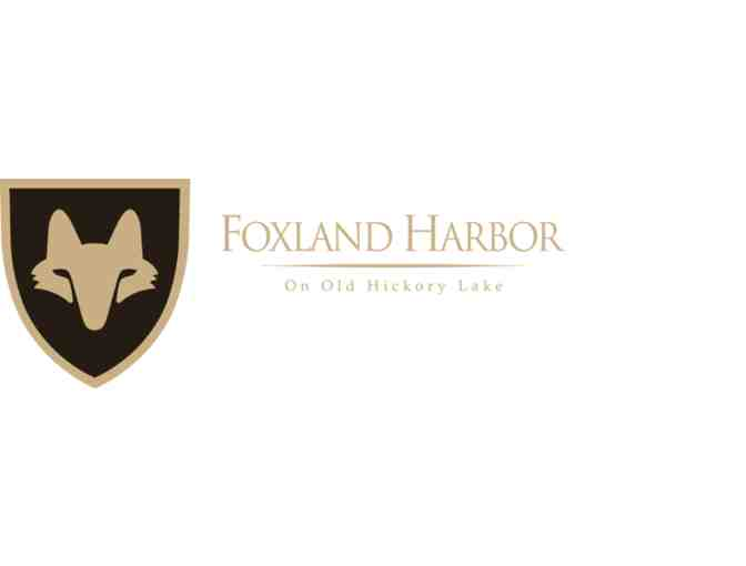 Foxland Harbor - One foursome with carts