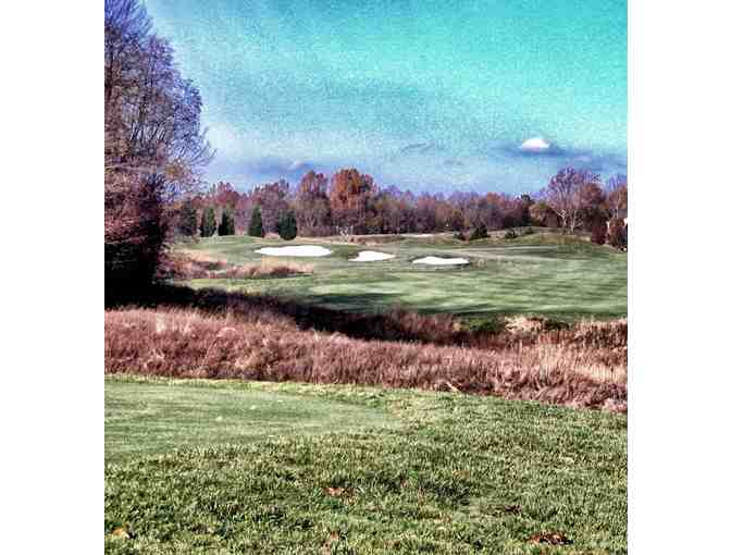Hampshire Greens Golf Course - One foursome with carts