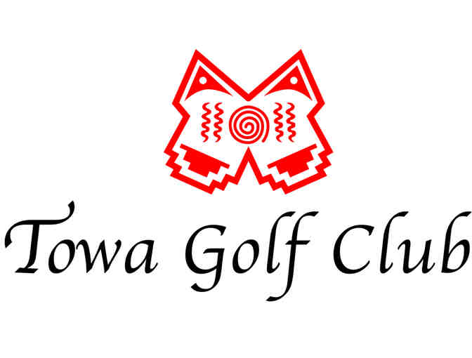 Towa Golf Club - One foursome with carts