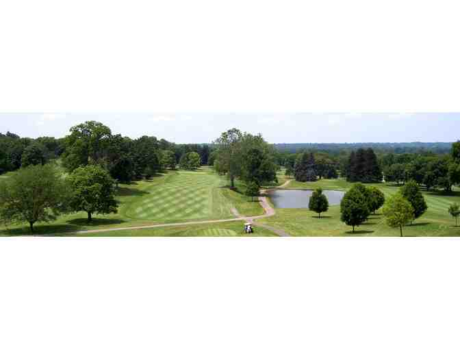 Springfield Country Club - One foursome with carts