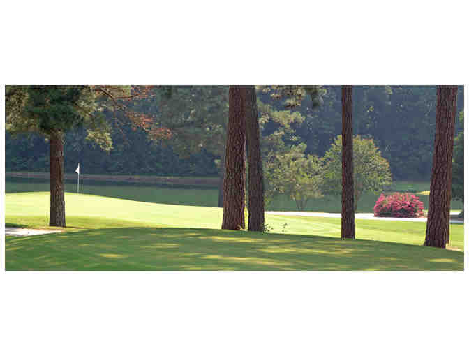 Camden Country Club - One foursome with carts