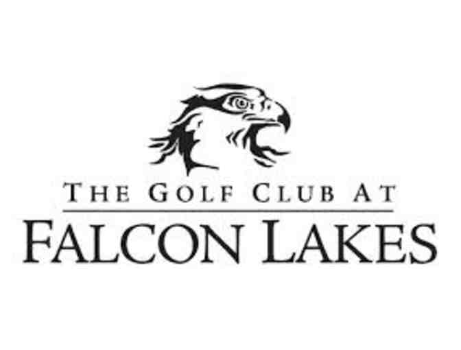 Falcon Lakes Golf Club - One foursome with carts