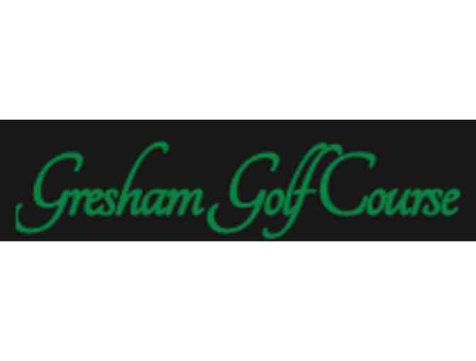 Gresham Golf Course - One foursome with carts