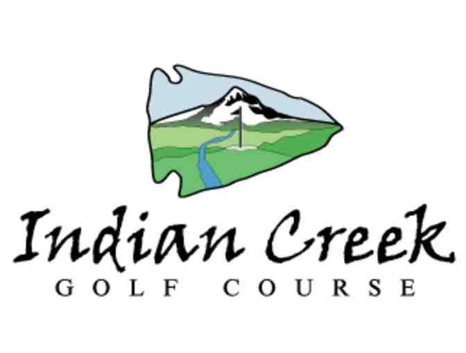 Indian Creek Golf Course - One foursome with carts