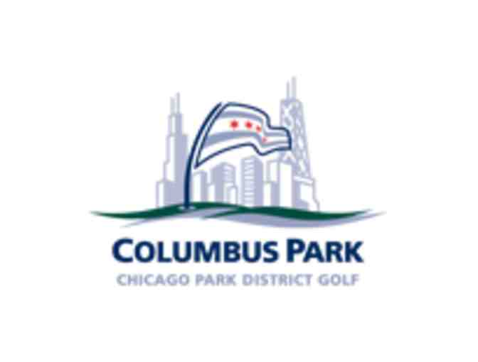 Columbus Park Golf Course - One foursome with carts
