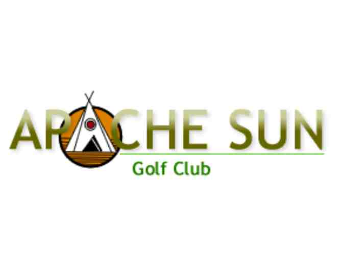 Apache Sun Golf Club - One foursome with carts