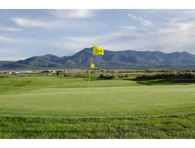 Taos Country Club - One foursome with carts