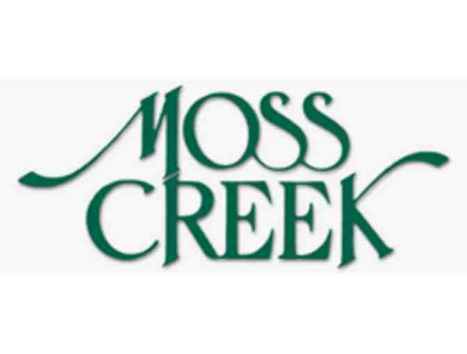 Moss Creek - North Course - One foursome with carts