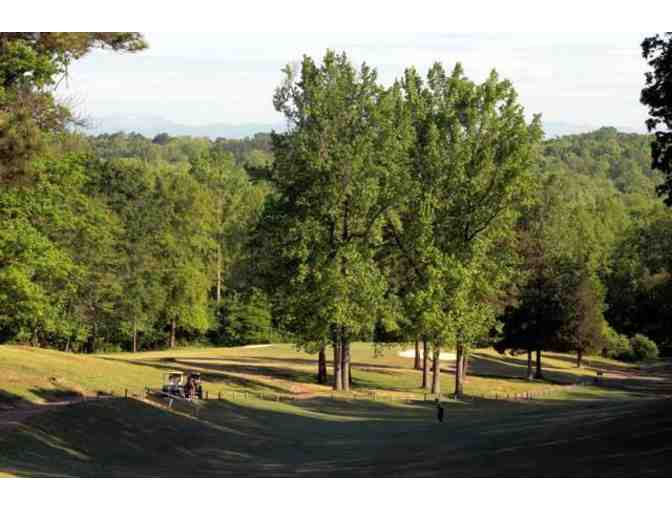 Oconee Country Club - One foursome with carts