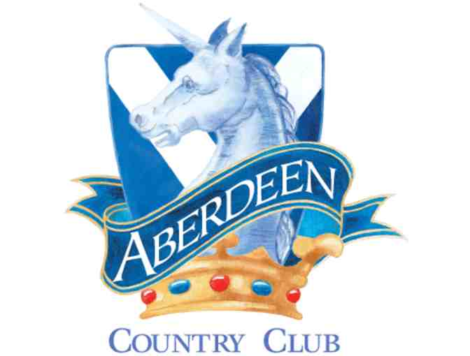 Aberdeen Country Club - One foursome with carts