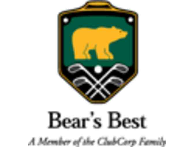 Bear's Best Atlanta - One foursome with carts