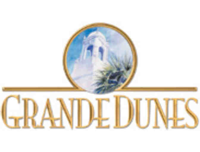 Grande Dunes Resort Course - One foursome with carts
